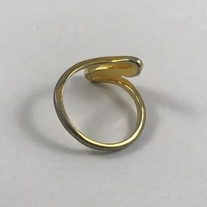Vintage Jewelry - Vintage Gold Tone Ring, Vintage Jewelry, Size 6